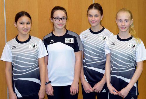 Kreis-Hallen-Meisterschaft U 14 und U 12 in Melsungen